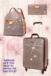 Galaxy Stars Backpack Signature Set