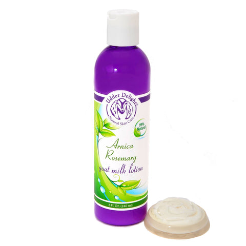 Arnica & Rosemary Lotion
