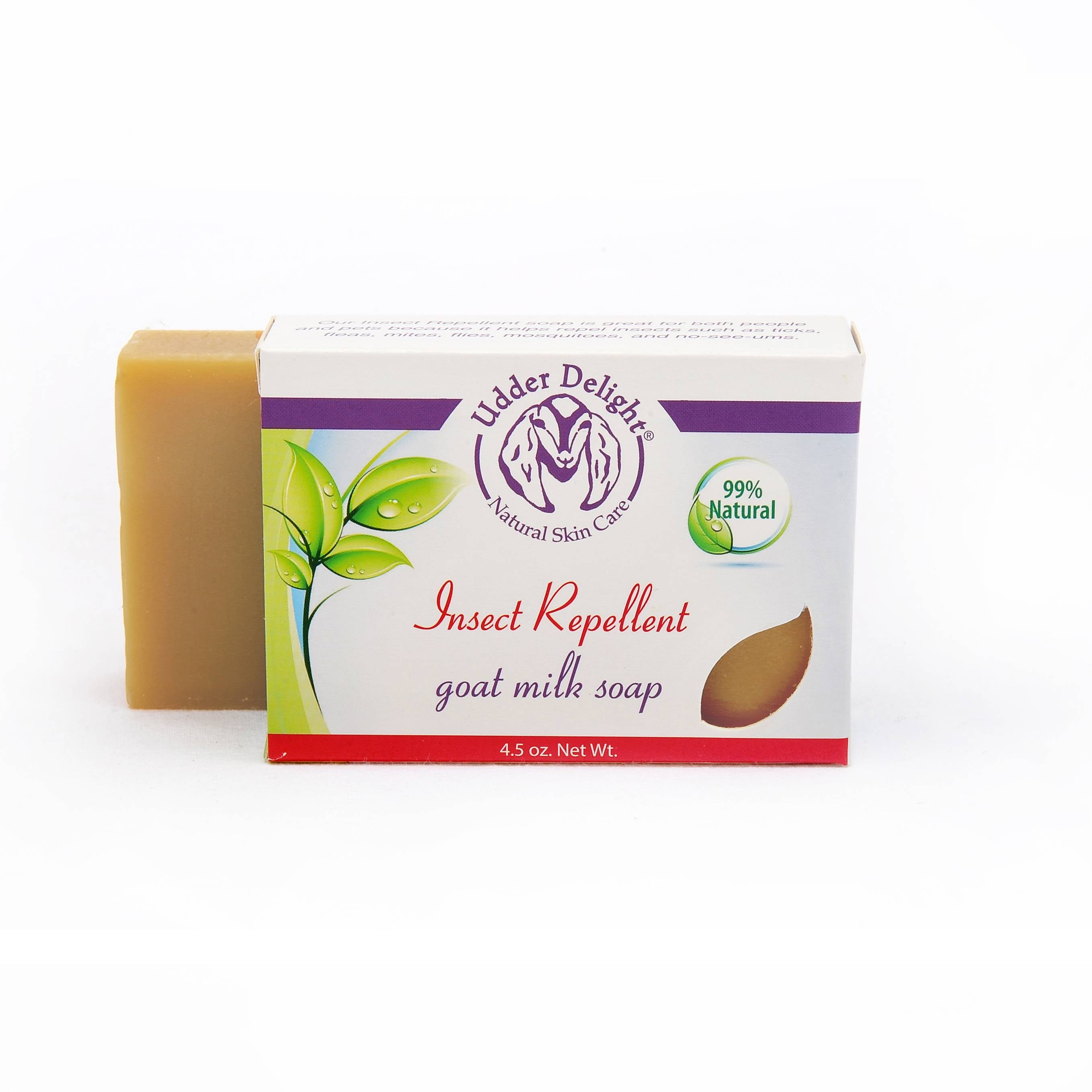 Insect Repellent Soap