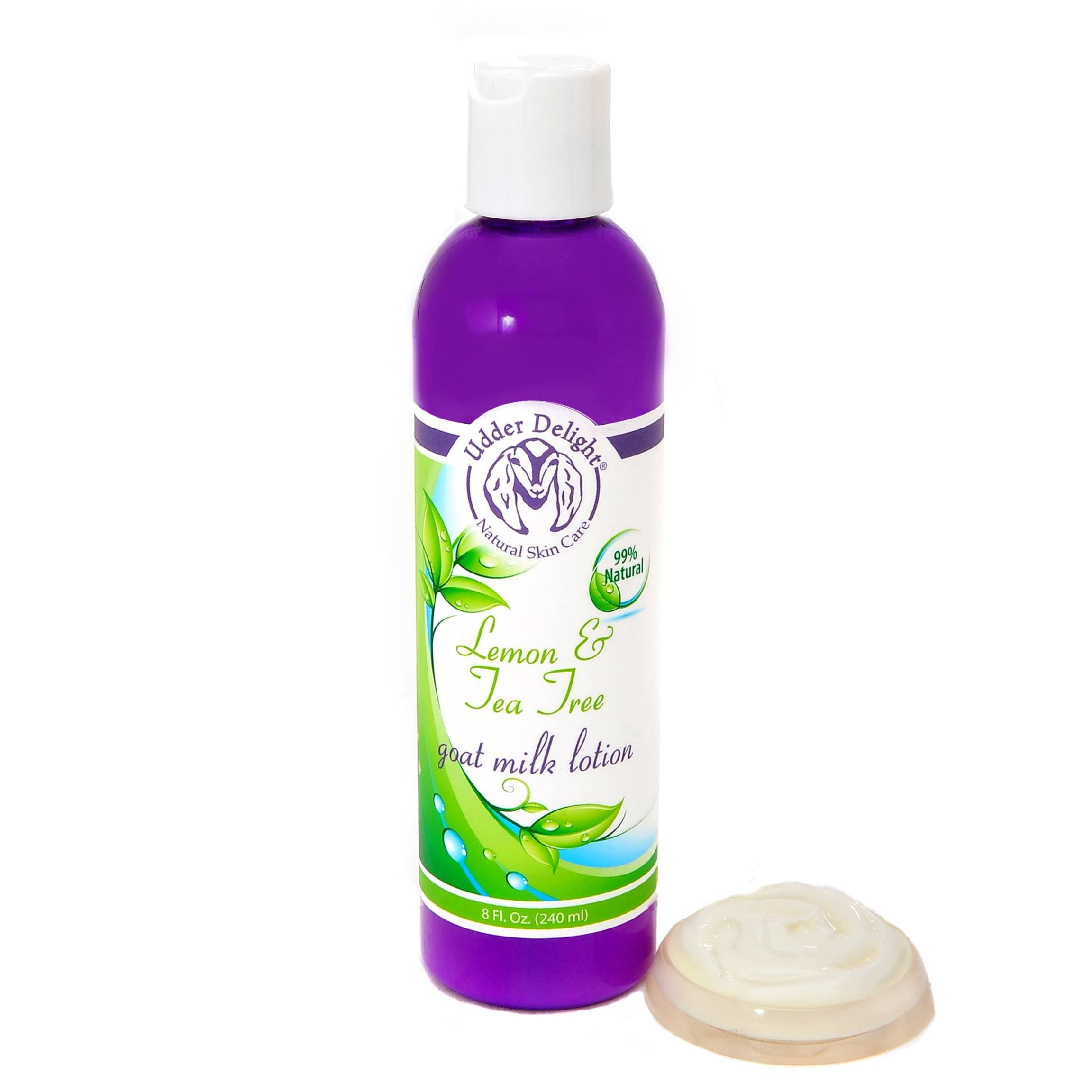 Lemon & Tea Tree Lotion