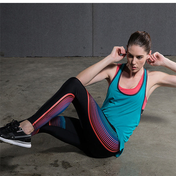 Neon Compression Leggings