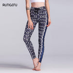 Kaleido Yoga Leggings