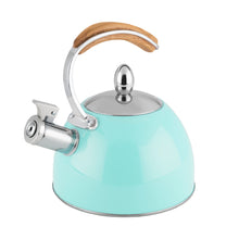 Presley Light Blue Tea Kettle by Pinky Up - Long Dog Tea Co.