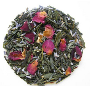 Lavender Rose- Herbal Tea