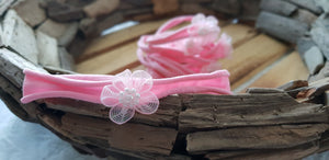Sparkle Flower Headband