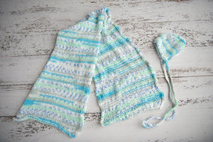 Knitted Wrap Sets