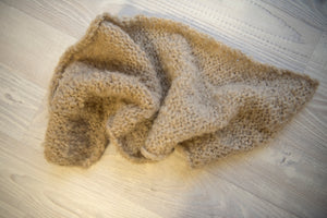 Mohair Knitted Wraps