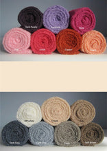 Stretch Knit Wraps