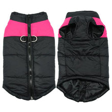 Pink Dog Winter Jacket (S-5XL) - Go Pugs