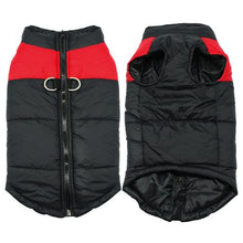(Red) Dog Winter Jacket (S-5XL) - Go Pugs