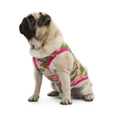 New Arrival  Camouflage Cotton Puppy T-shirt - Go Pugs