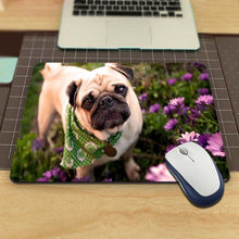 Pug And Cookie Anti-Slip Durable Mouse Pad(4 designs) - Go Pugs