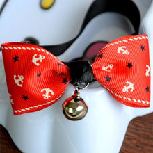 Bow Tie With Bell - Go Pugs