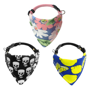 Adjustable Neckerchief Bandana - Go Pugs