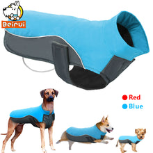 Water RepellingReflective Dog Vest For Small, Medium, and Large Dogs - Go Pugs