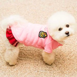 Fashion Dog School Outfits (XS-XL) - Go Pugs