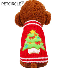 New Christmas Tree Sweater (2 colors) - Go Pugs