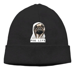 What The Pug 3D Beanie For Adult (11 designs) - Go Pugs