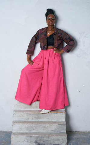 Strut Wide leg pants
