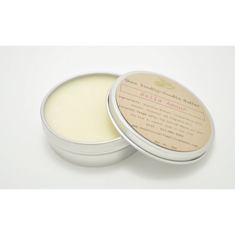 Double Double Shea Body Butter