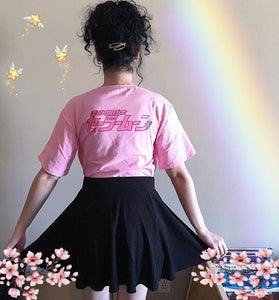 SAILOR MOON CARTOON TEE-SHIRT