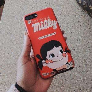 MILKY PHONE CASE