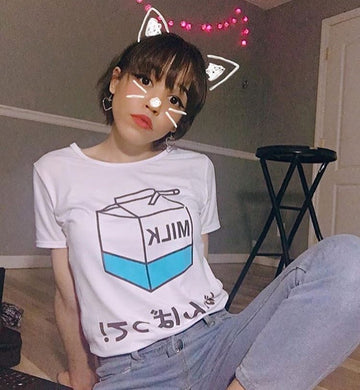 MILK BOX TEE-SHIRT