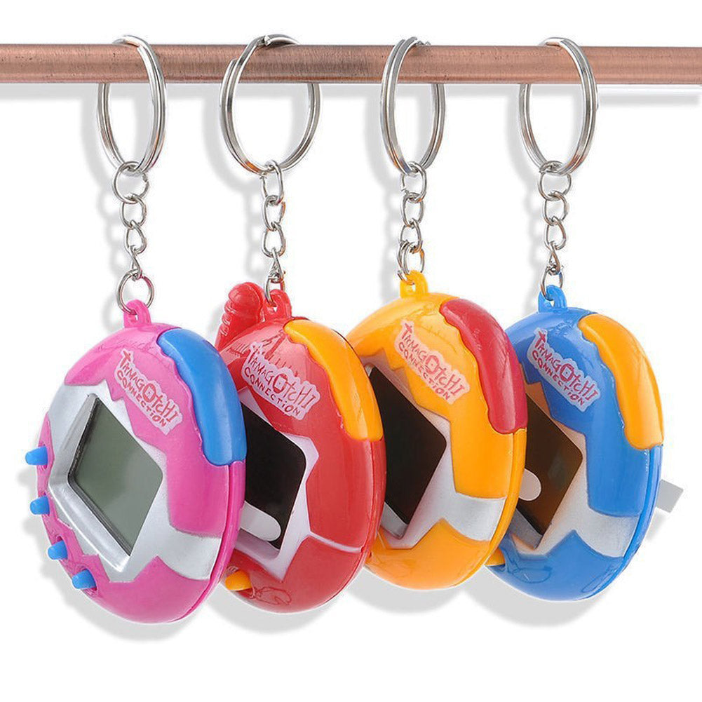 TAMAGOTCHI CONNECTION PETS GAME