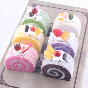 SCENTED SWISS ROLL SQUISHY