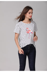 FLAMINGO TEE-SHIRT