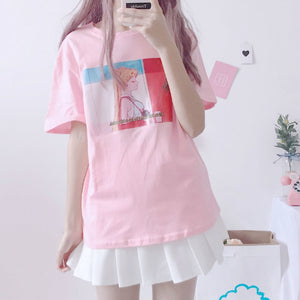 SAILOR MOON TEE-SHIRT