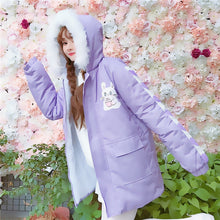 BUNNY CARTOON JACKET