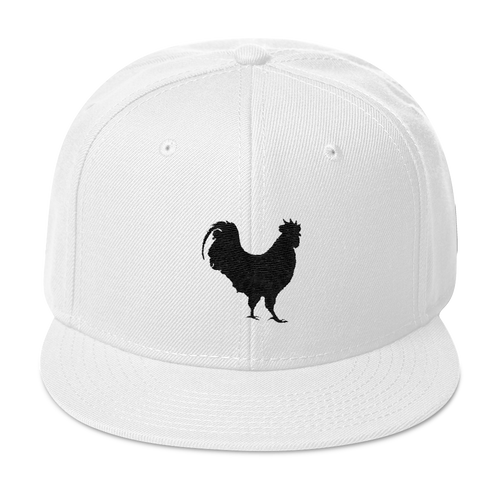 Regal Rooster - Snapback Hat