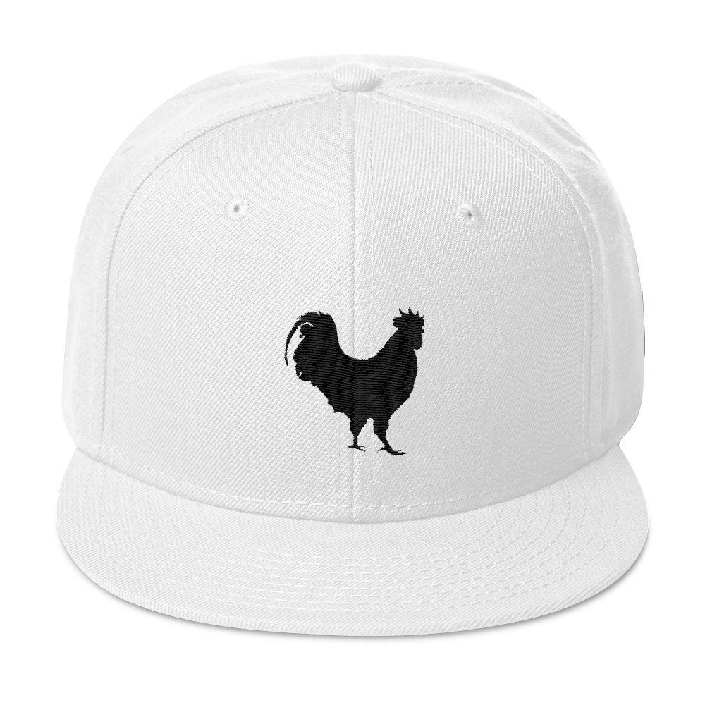 Regal Rooster - Snapback Hat – Line Threads c3f33452e3b