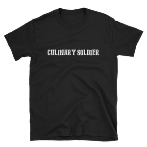 Culinary Soldier - T-Shirt