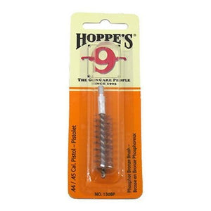 Hoppe's 9 - Phosphor Bronze Pistol Brush .44 / .45 Cal