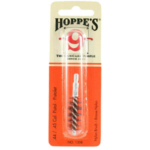 Hoppe's 9 Nylon Bore Brush - Pistol .44 / .45 Cal