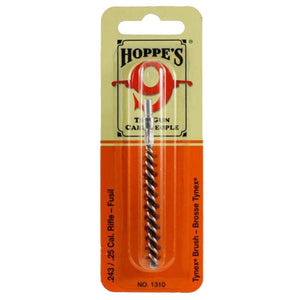 Hoppe's 9 Nylon Bore Brush - Rifle .243 / .25 Cal