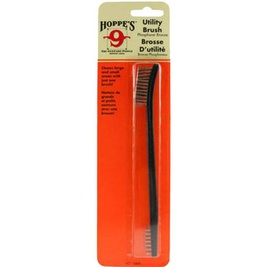 Hoppe's 9 - Utility Phosphoros Bronze Brush