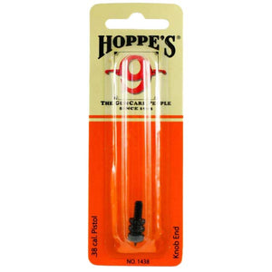 Hoppe's 9 - Cleaning Rod Knob End .38 Cal