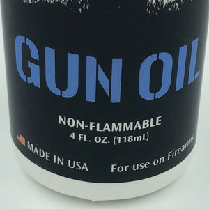 Optisight Gun Oil 4 fl. oz. (118ml)