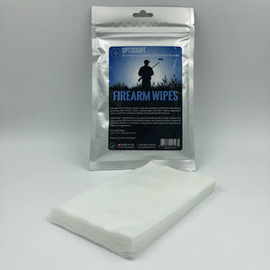 Optisight Firearm Wipes