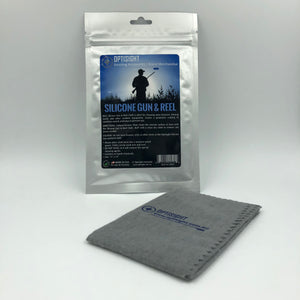Optisight Silicone Gun & Reel Cloth