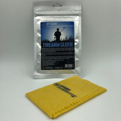 Optisight Treated Firearm Cloth