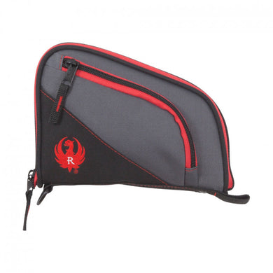 Ruger Tucson Handgun Case - Grey / Red