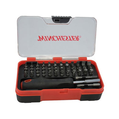 51pc Winchester Screwdriver Set