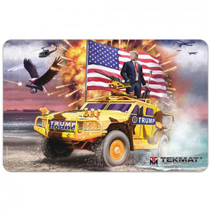 "Tekmat - Trump Cleaning Mat 11"" x 17"""