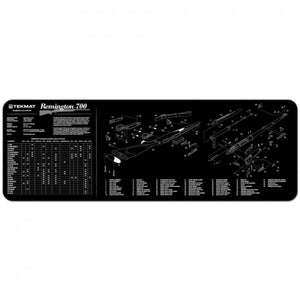 "Tekmat - Remington 700 Cleaning Mat 12"" x 36"""