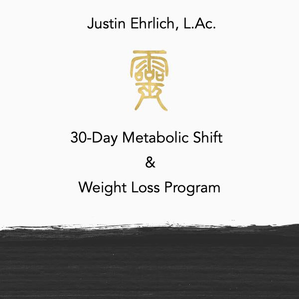 30-Day Metabolic Shift & Weight Loss Program