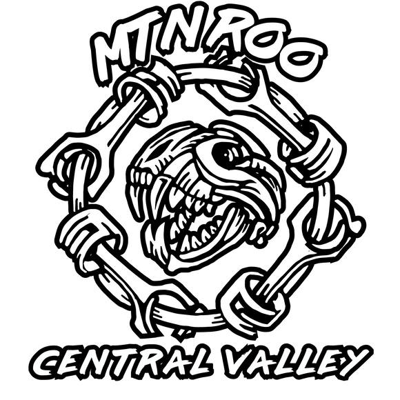 Central Valley Chapter Decal